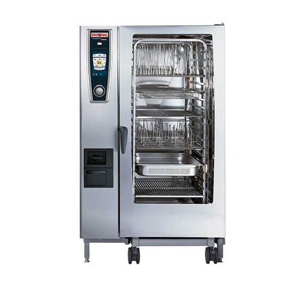 Four Rational SelfCookingCenter 20 niveaux SCC-202-E