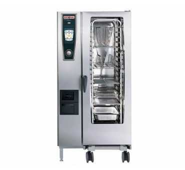 RATIONAL - Four mixte SelfCookingCenter 20 niveaux Gn1/1 - SCC-201-E
