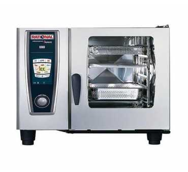 Four Rational 6 niveaux GN2/1 - SelfCookingCenter SCC-62-E | Four mixte
