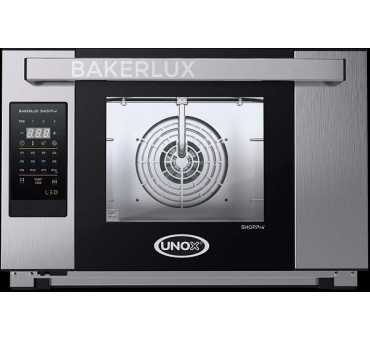 Four à convection Unox avec humidificateur - Stefania LED 3 niveaux 460x330 Bakerlux SHOP.Pro