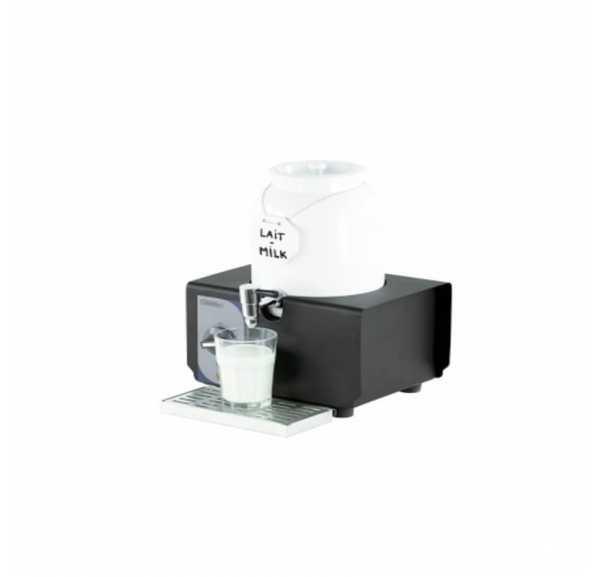 CASSELIN - Distributeur de lait chaud en porcelaine 4L - CDLPC4