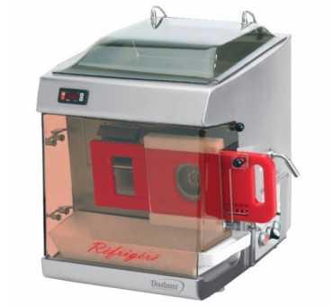 Hachoir réfrigéré Setna DADAUX avec portionneur et vitrine 300 kg/h - SETNA