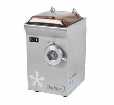 Hachoir réfrigéré Rubis DADAUX avec ou sans portionneur 300 kg/h - RUBIS