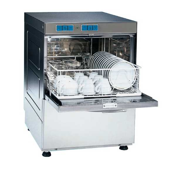 COMEBA - Lave-verre professionnel panier 350 x 350 mm - G35DI