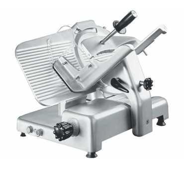 MANCONI - Trancheurs professionnel avec pignon, affûteur et lame 300 mm - 300IK