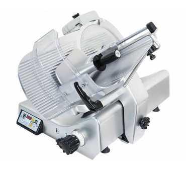 MANCONI - Trancheur professionnel automatique avec affûteur et lame 330 mm - 330IK SA