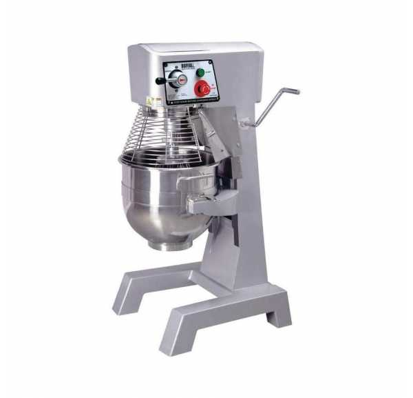 BUFFALO - Batteur mélangeur de sol 30 litres / 1550 W - GJ461