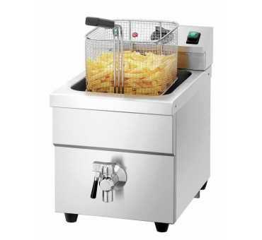 Friteuse professionnelle à induction 8 litres BARTSCHER - 162913