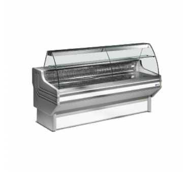 DIAMOND - Vitrine réfrigérée ventilée avec réserve - JY10/A1-VV