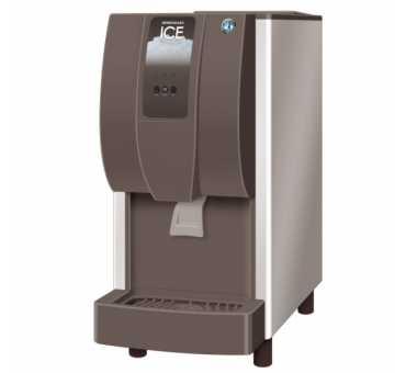 Distributeur d'eau et de glace Hoshizaki (jusqu'à 125 kg de glace) DCM-125KE