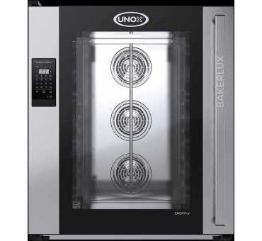 Four à convection Unox 10 x 600x400 Bakerlux Shop.Pro - XEFT-10EU-ELRV