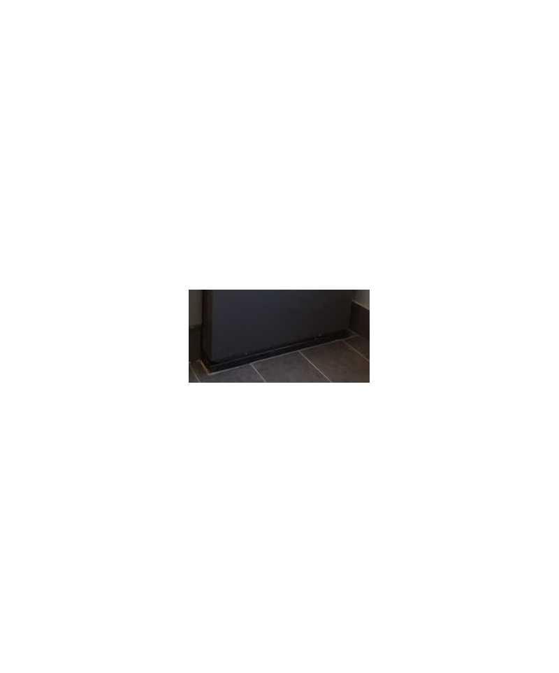 socle de r hausse noir pour machine laver ipso cw10 et cd10. Black Bedroom Furniture Sets. Home Design Ideas