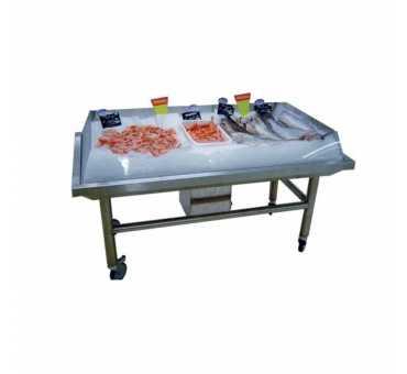 NEGOCE CHR - Module de présentation poissons roulant - MODA1500