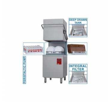 DIAMOND - Lave-vaisselle capot panier 500x500 mm Fast Wash - DK7/6