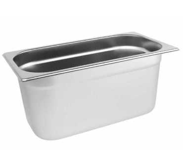 Bac Gastronorme Inox GN 1/3 Prof. 150 mm (5.7 L) - K934