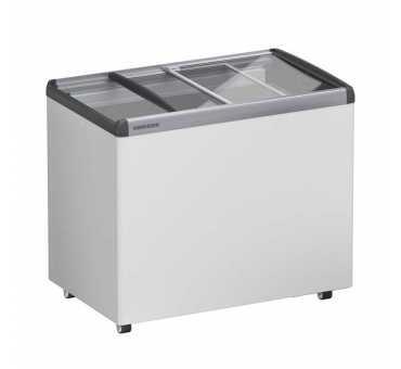 LIEBHERR - Coffre refroidisseur avec couvercles coulissants isolés 326 L - FT 3300