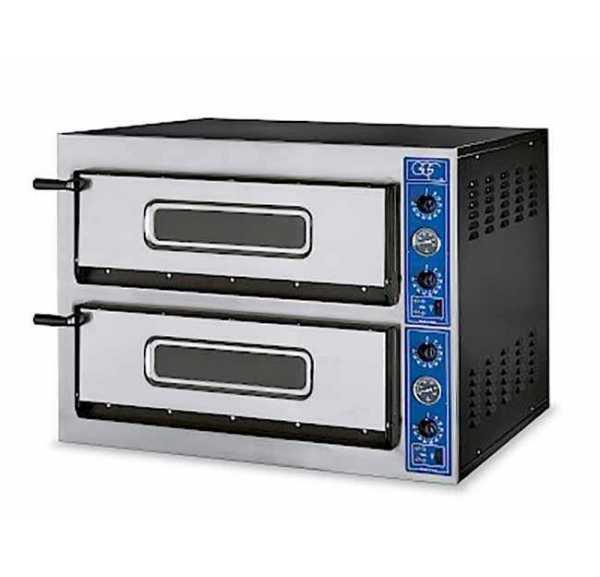 GGF - Four à pizza électrique professionnel 2 x 4 pizzas 30 cm - X44/30