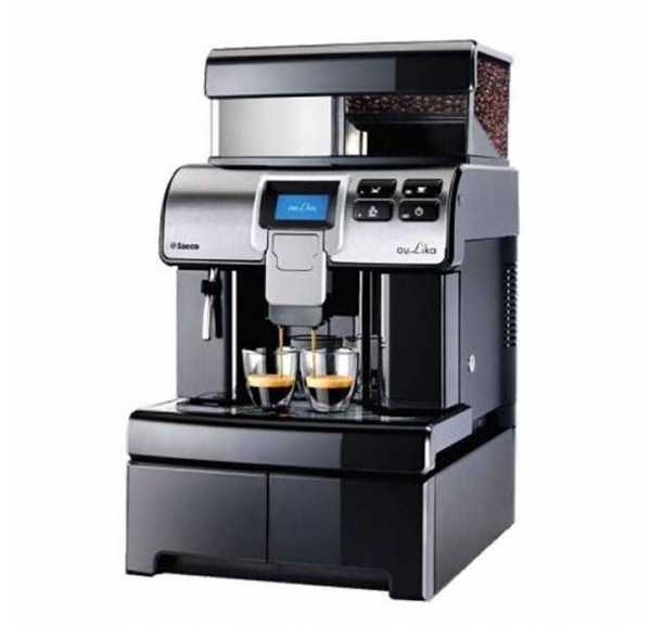 Machine à café Saeco AULIKA TOP HSC Black autonome