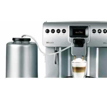 SAECO - Machine à café pro raccordée au réseau d'eau AULIKA TOP HSC Silver RI