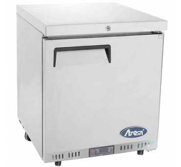 ATOSA - Comptoir compact positif green 145 litres +2°C/+8°C - MBC24R