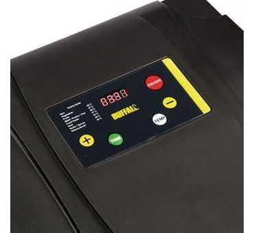BUFFALO - Déshydrateur 10 plateaux avec minuterie et porte - CD965