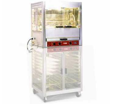 DIAMOND - Rôtissoire à balancelles électrique 25 poulets - RPB-5C