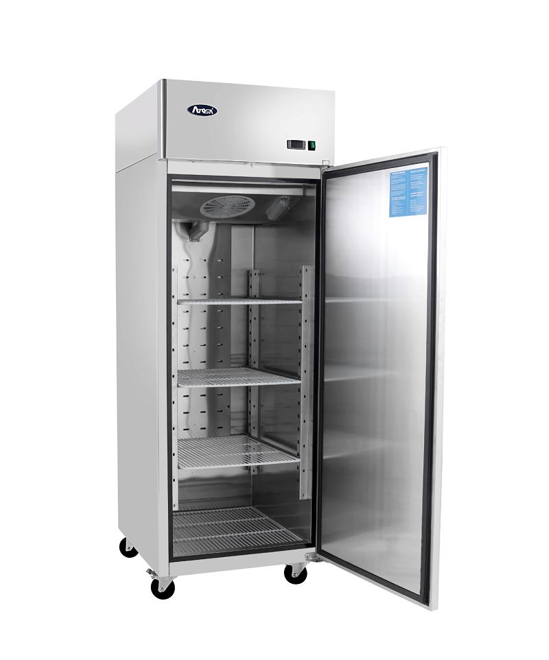 Armoire de cong lation tropicalis e 670 l gn2 1 atosa - Congelateur armoire professionnel ...
