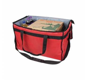 VOGUE - Grand sac à pizza isotherme 355x380x580mm - GG141