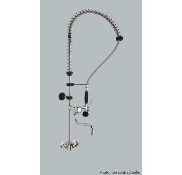 Douchette_prélavage_avec_robinet_intermédiaire