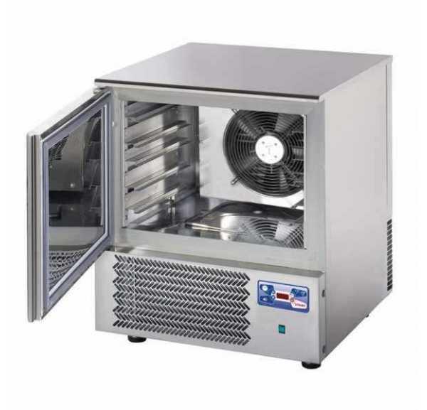 L2G - Cellule de refroidissement mixtes GN1/1 et 600x400 mm 5 niveaux - BFC5