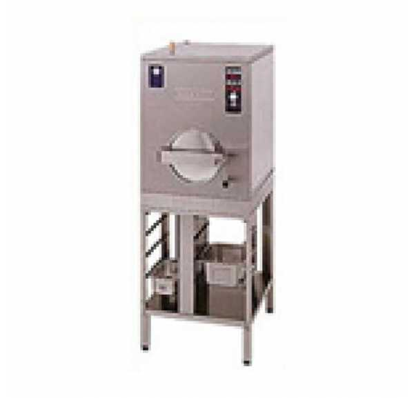 Cuiseur à vapeur sèche jusqu'à 400 portions/h