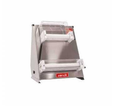 ZANOLLI - Façonneuse ROLLER avec rouleaux parallèles pour pizza Ø140 à 400 mm pâtons 100 à 700g - ROLLER40PINOX