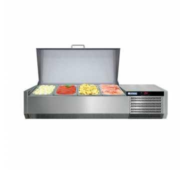 Saladette Réfrigérée sans vitrage - VRS+K