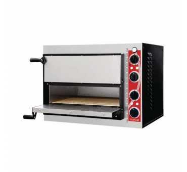 GASTRO M - Four à pizza Pisa 2 chambres Ø320mm - DS181