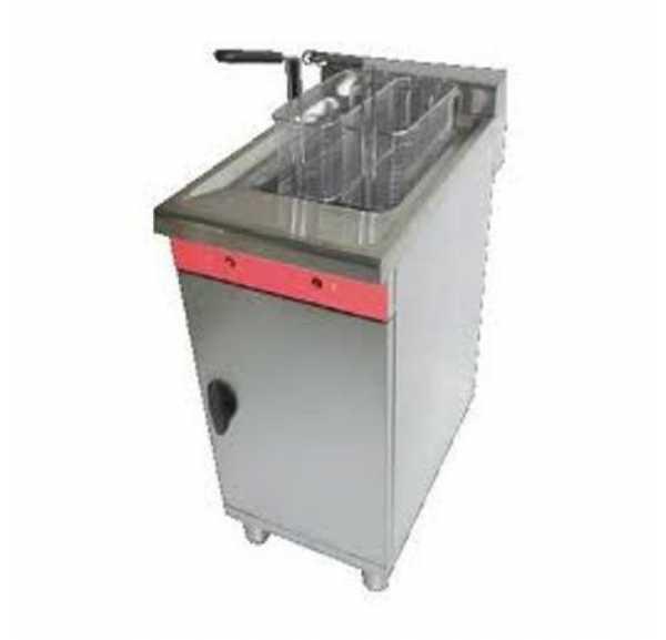 Friteuse électrique sur coffre Fry Self 16 litres pour Fast-Food - FR016AC