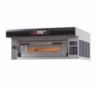 MORETTI FORNI - Four à pizzas électrique 1 chambre x 6 pizzas - AMALFI 1 A/P