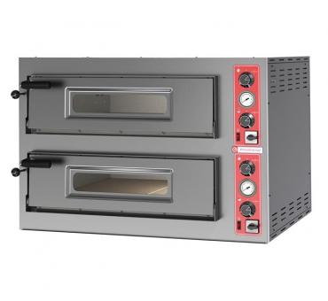 PIZZAGROUP - Four à pizzas électrique Entry Max 2 chambres Ø300-340mm - MAX2