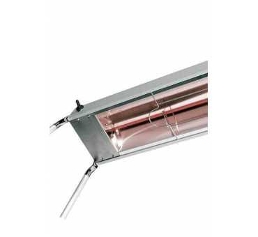 Rampe chauffante à infrarouge pour maintien au chaud Bartscher 114001
