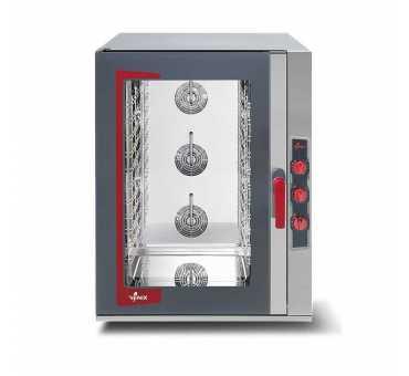 VENIX - Four mixte combi électrique à haute performances 12 x GN1/1 (530x325 mm) ligne Giudecca manuelle