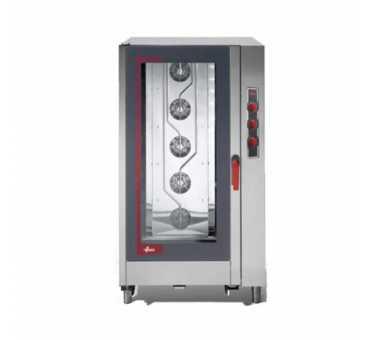 VENIX - Four mixte combi électrique à haute performances 20 x GN1/1 (530x325 mm) ligne Giudecca manuelle