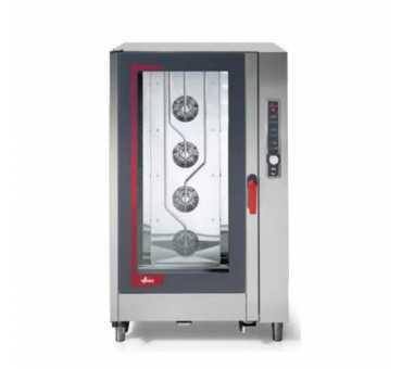 VENIX - Four mixte combi électrique à haute performances 20 x GN1/1 (530X325 mm) ligne Giudecca numérique