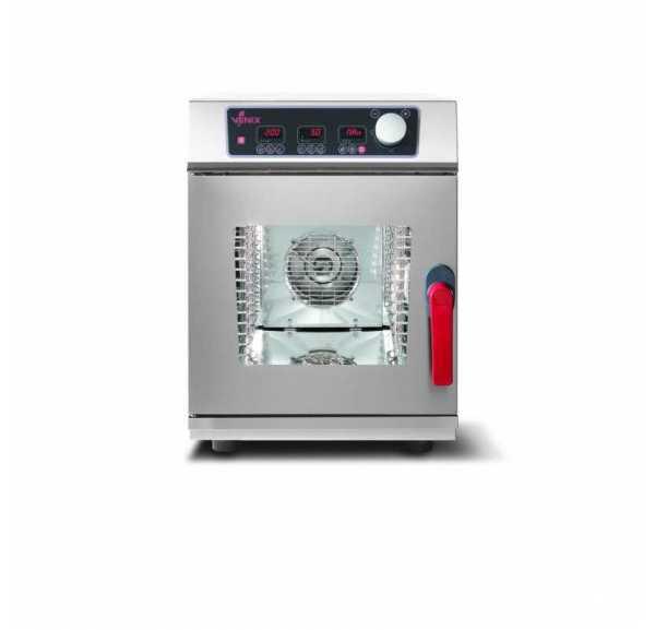 VENIX - Four mixte électrique compact 6 x GN1/1 (530X325) Rialto