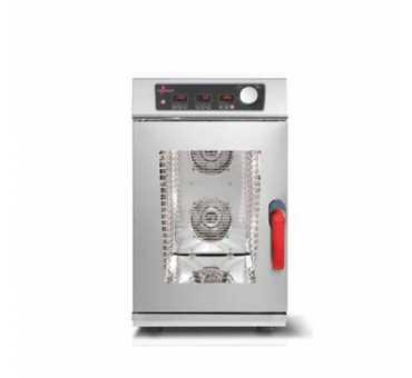 VENIX - Four mixte électrique compact 10 x GN1/1 avec lavage automatique ligne Rialto numérique