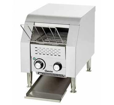 Toaster convoyeur Bartscher modèle compact - 100211