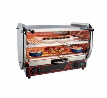 Toaster multifonction Sofraca 2 étages avec régulateur - Senior
