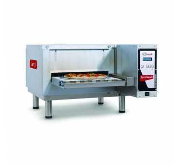 Four pizza convoyeur ventilé compact Zanolli (Gamme SYNTHESIS)