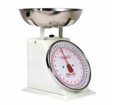 WEIGHSTATION - Balance de cuisine utilisation intensive capacité 20kg graduation 50g - F176