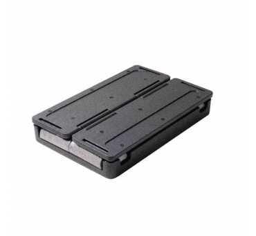 THERMO FUTURE - Thermobox pliable noir/gris - GF293