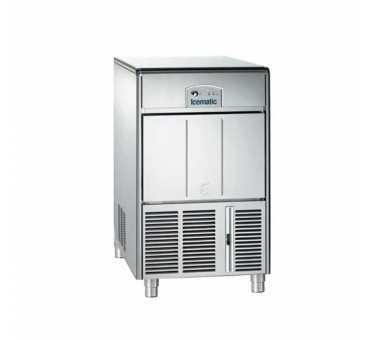 ICEMATIC - Machine à glaçons creux avec réserve série E 50kg/24h