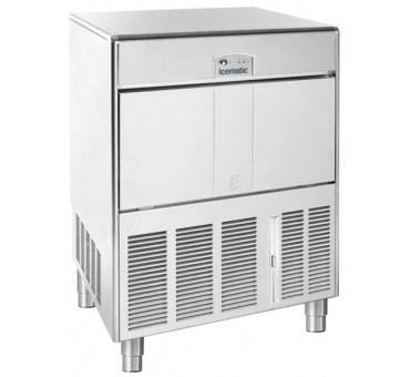 ICEMATIC - Machine à glaçons creux avec réserve série E 90kg/24h